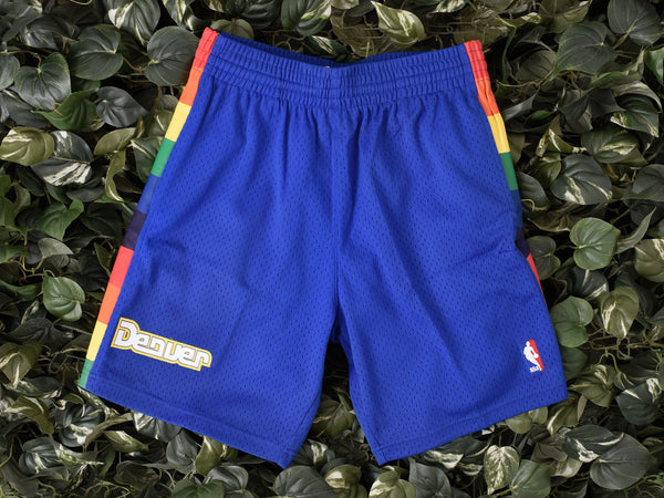 Mitchell & Ness NBA Swingman Shorts 'Denver' [540BA-309]