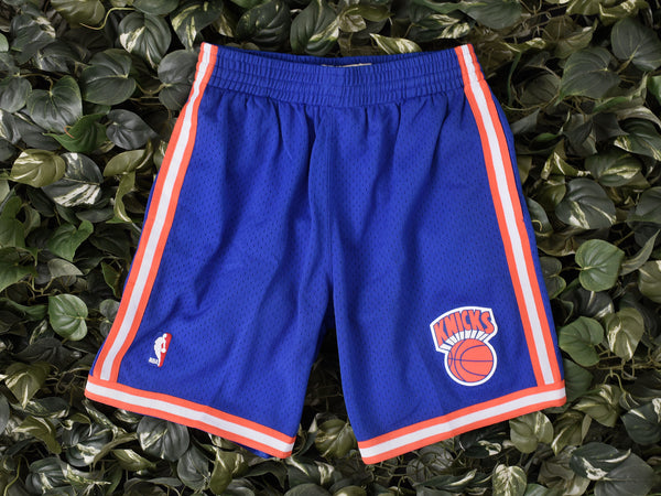 Mitchell & Ness NBA Swingman Shorts 'Knicks' [540BA-318]