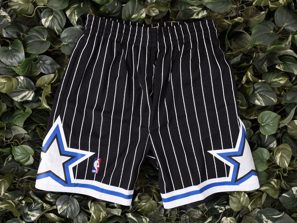 Mitchell & Ness NBA Swingman Shorts 'Magic' [540BA-319]