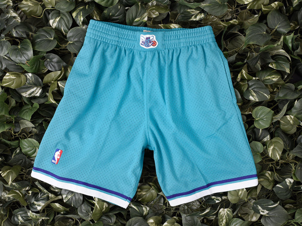 Mitchell & Ness NBA Swingman Shorts 'Hornets' [540BA-3CT]