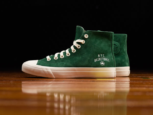 Men's Only NY X PRO-Keds NYC BBall Royal Hi Green [PH57707]