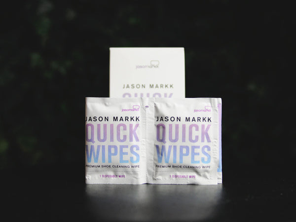 Renarts - Jason Markk Quick.Wipes Premium Shoe Cleaner