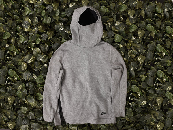 Men's Nike Tech Fleece Funnel-Neck Hoodie [805214-091]