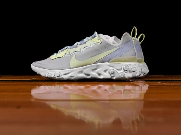 "Women's Nike React Element 55 ""Frosted Spruce"" [BQ2728-100]"