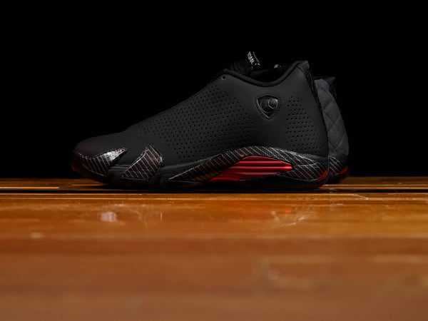 Air Jordan 14 'Black Ferrari' [BQ3685-001]