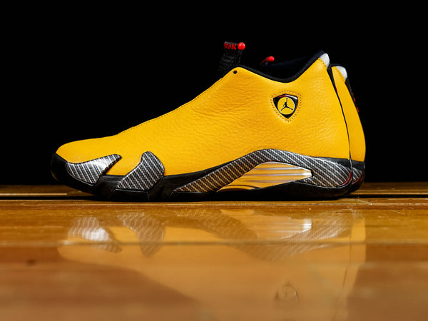 Men's Air Jordan 14 'Reverse Ferrari' [BQ3685-706]