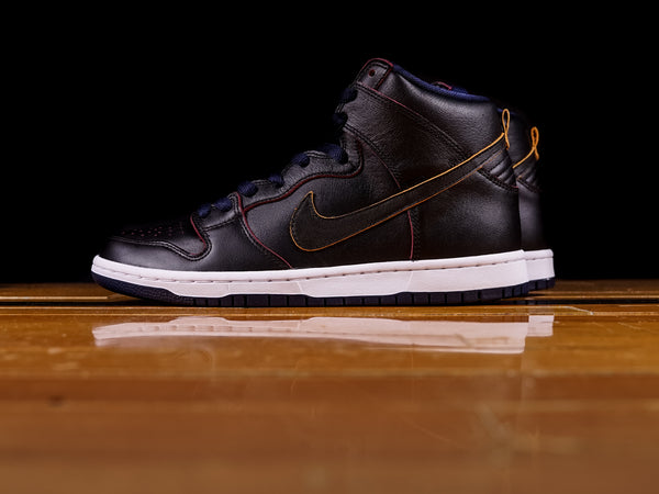 Men's Nike SB X NBA Dunk High Pro 'NBA' [BQ6392-001]