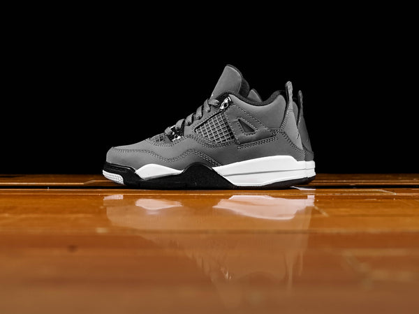 Kid's Air Jordan 4 Retro PS 'Cool Grey' [BQ7669-007]