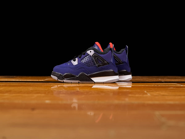 Kid's Air Jordan 4 Retro WNTR TD [BQ7670-401]
