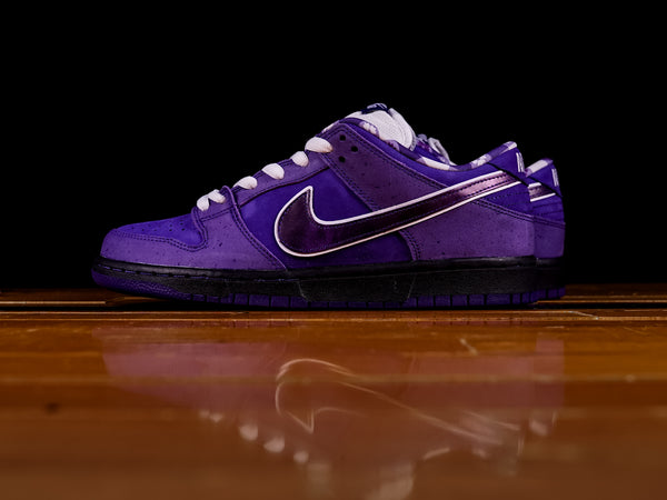 Concepts X Nike SB Dunk Low Pro OG QS 'Purple Lobster' [BV1310-555]