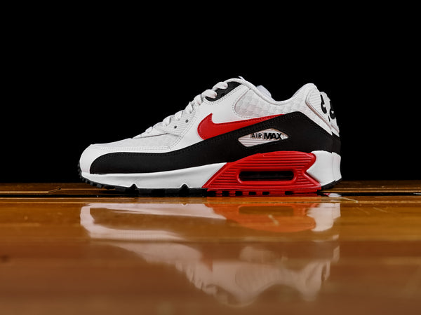 Men's Nike Air Max 90 'University Red' [BV2522-100]