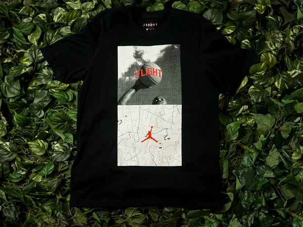 Men's Air Jordan Legacy Flight Tee [BV5458-010]