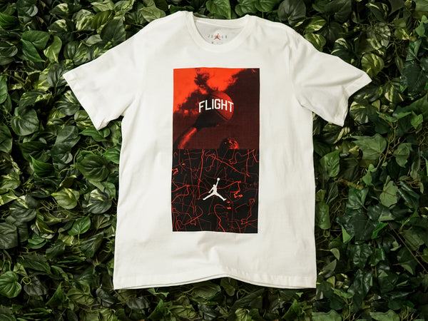 Men's Air Jordan Legacy Flight Tee [BV5458-100]