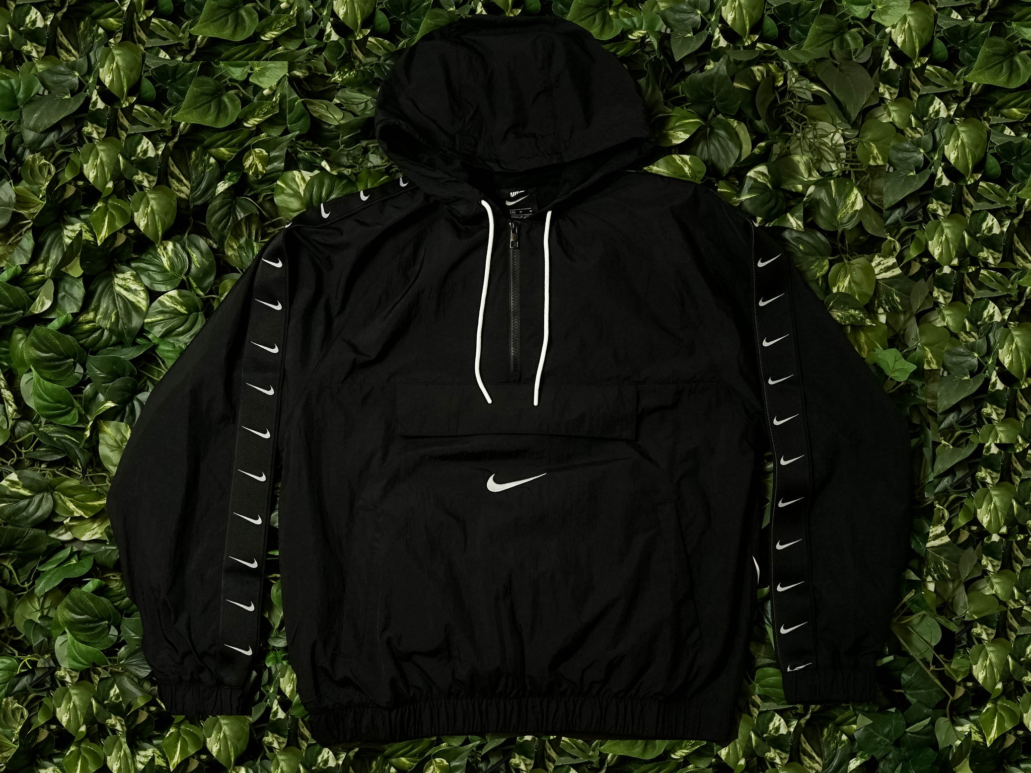 Men's Nike Sportswear Swoosh Woven Jacket [CD0419 010]