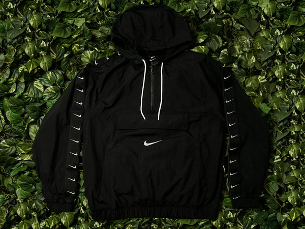 Men's Nike Sportswear Swoosh Woven Jacket [CD0419-010]