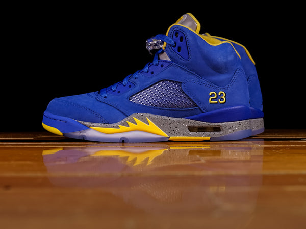 Men's Air Jordan 5 Retro JSP 'Laney' [CD2720-400]