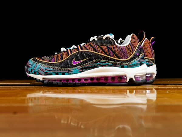Men's Nike Air Max 98 'Black History Month' [CD6090-001]