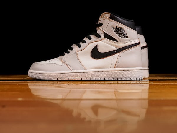 Men's Air Jordan 1 Retro High OG Defiant SB 'Light Bone' [CD6578-006]