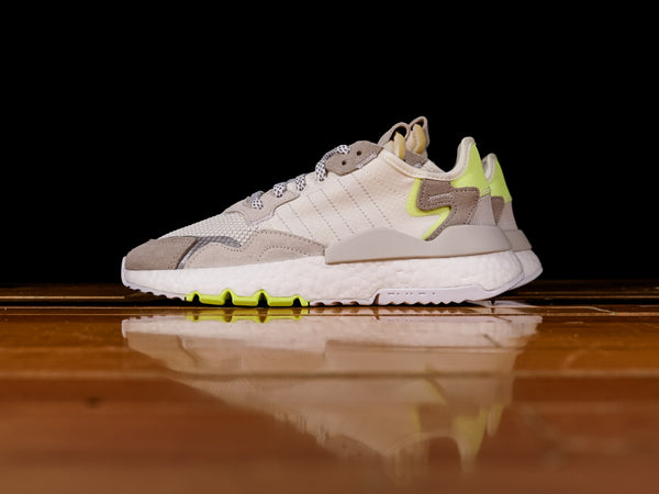Women's Adidas Nite Jogger 'Hi-Res Yellow' [CG6098]