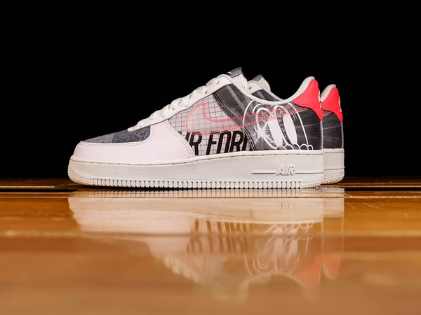 Men's Nike Air Force 1 '07 PRM [CI0066-600]