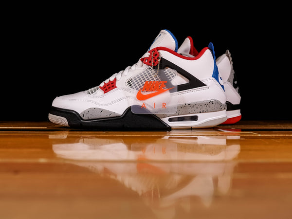 Men's Air Jordan 4 Retro SE 'What The' [CI1184-146]
