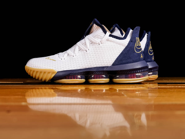 Men's Nike LeBron 16 Low 'Team USA' [CI2668-101]