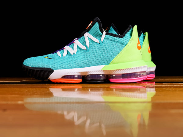 Men's Nike LeBron 16 Low 'Air LBJ' [CI2668-301]