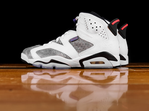 Men's Air Jordan 6 Retro 'Flight Nostalgia' [CI3125-100]
