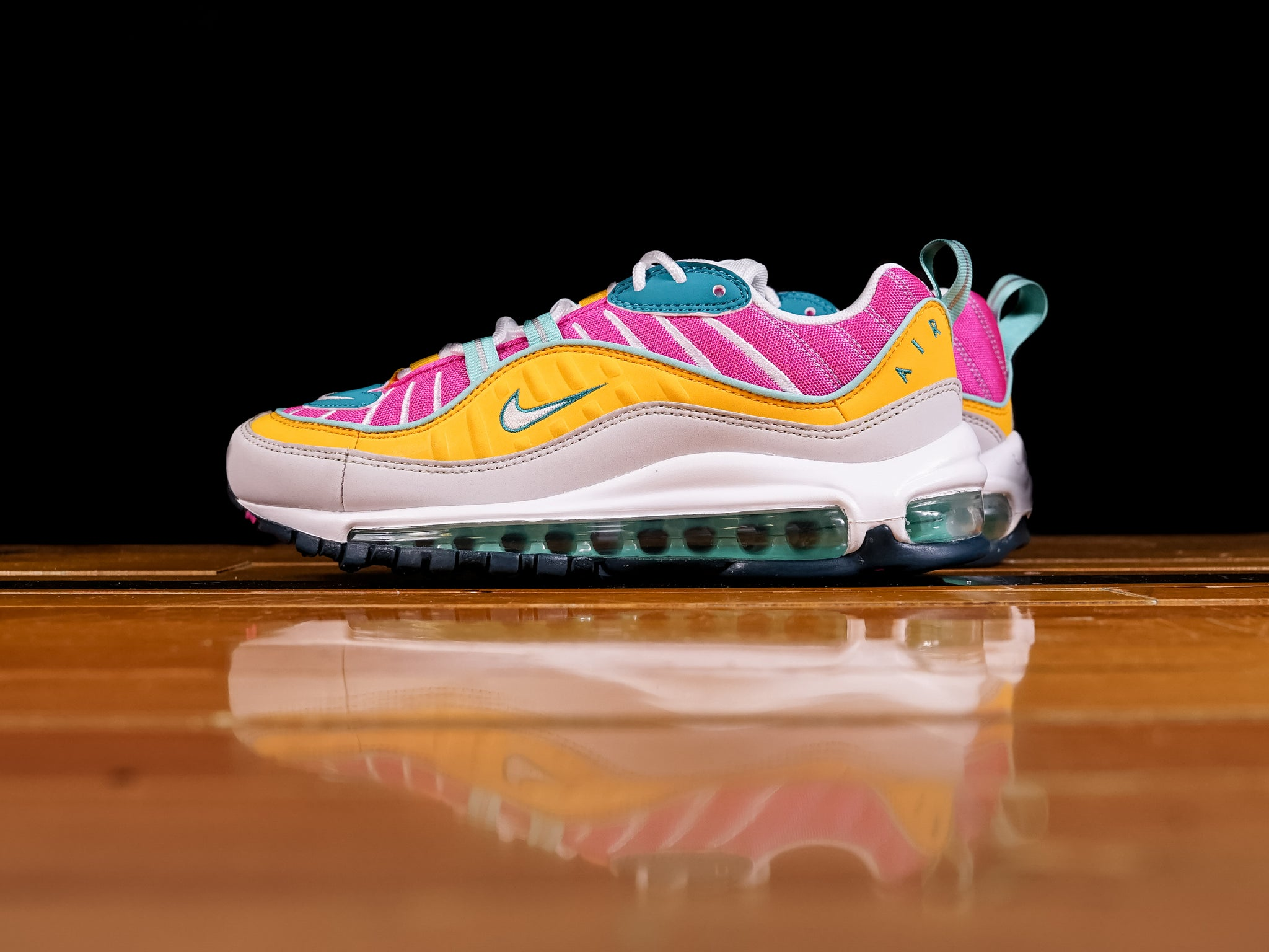 Nike Air Max 98 Easter CI9897 301 Store List |