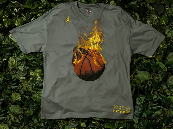 Men's Air Jordan Legacy AJ4 S/S Tee [CJ9080-060]