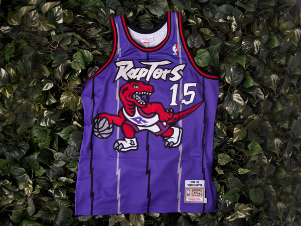 Mitchell & Ness 'Carter' NBA Authentic Jersey [7226S- CARTER]