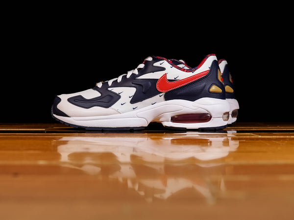 Men's Nike Air Max 2 Light 'USA' [CK0848-100]