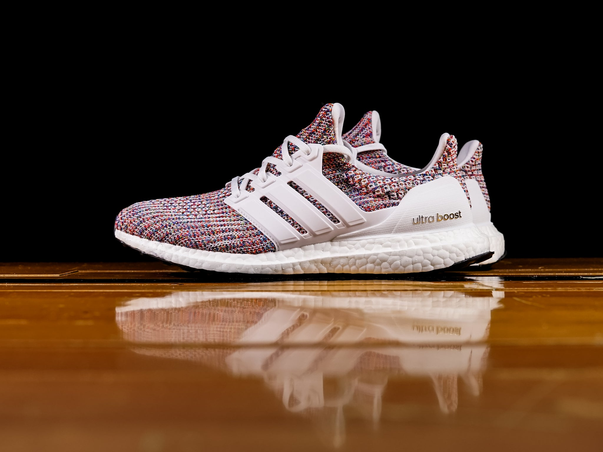 best website 4f21a 269d5 Men's Adidas Ultra Boost 4.0 'Multicolor' [CM8111]
