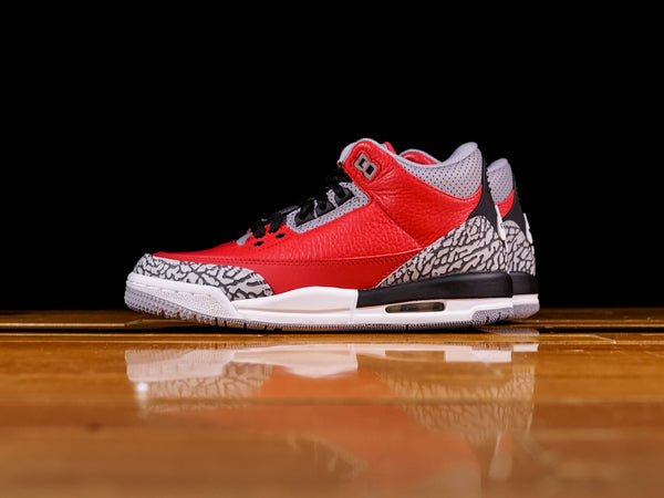 Air Jordan 3 Retro GS [CQ0488-600]