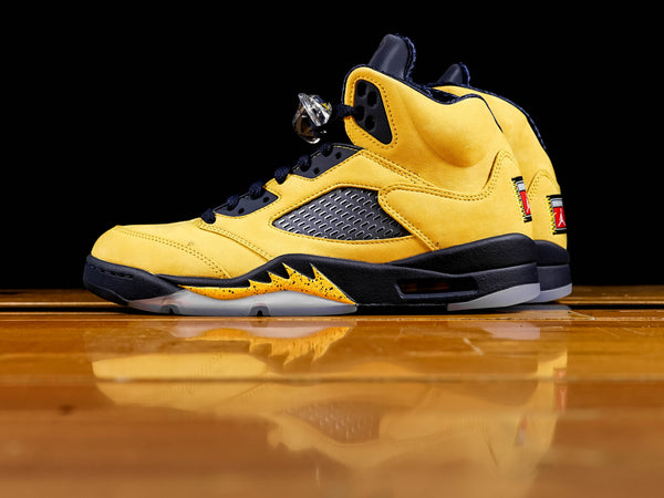 Men's Air Jordan 5 Retro SE 'Michigan' [CQ9541-704]