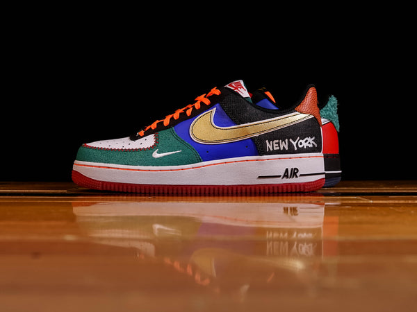 Men's Nike Air Force 1 'NYC: City of Athletes' [CT3610-100]