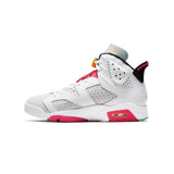 Air Jordan Mens 6 Retro 'Hare' Shoes