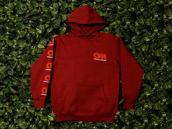 Chinatown Market Most Trusted Hoodie [CTMSP20-CNNHD-RD]