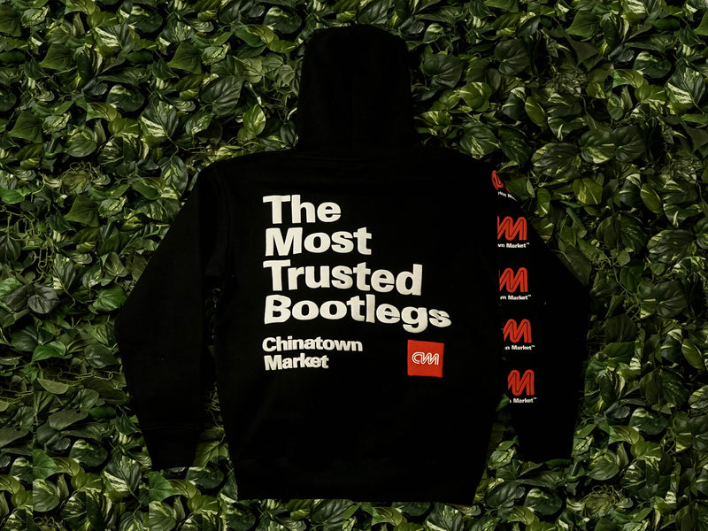 Chinatown Market Mens Most Trusted Hoodie