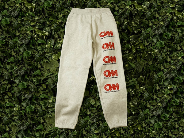 Chinatown Market Most Trusted Sweatpants [CTMSP20-CNNSP-GY]