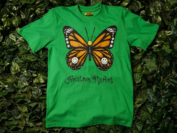 Chinatown Market Butterfly S/S Tee [CTSU19-BFSS]