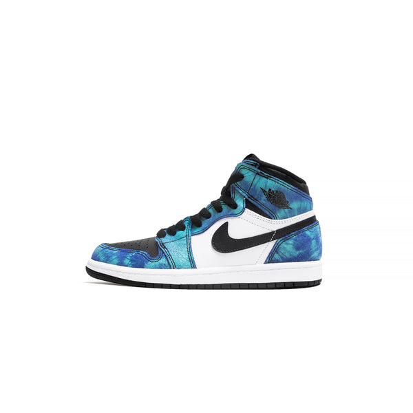 Air Jordan Kids 1 High OG PS 'Tie Dye'