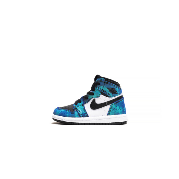 Kids Air Jordan 1 High OG TD 'Tie Dye'
