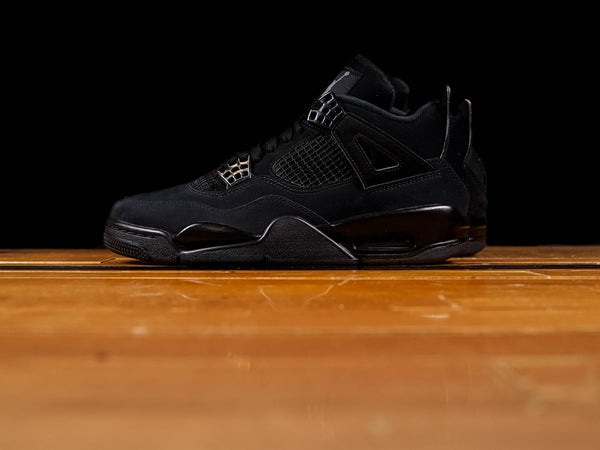 Men's Air Jordan 4 Retro 'Black Cat' [CU1110-010]