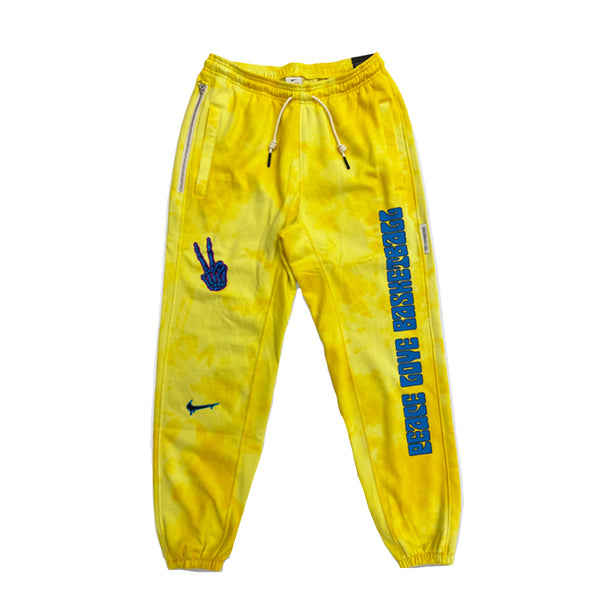 Nike Mens Basketball 'Peace, Love, Basketball' Pants