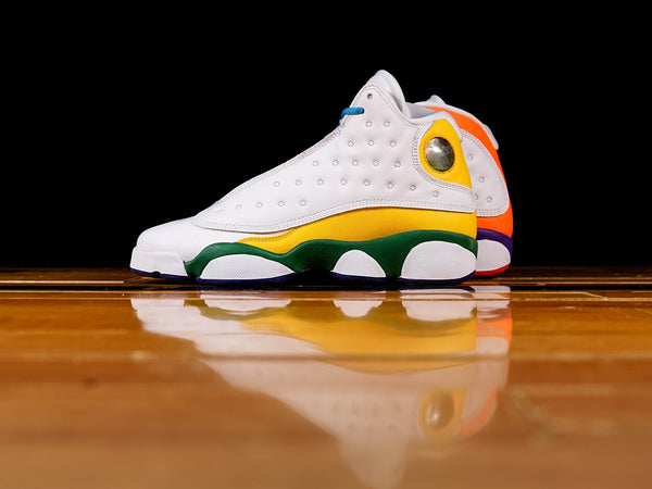 Kid's Air Jordan 13 Retro KSA GS [CV0785-158]