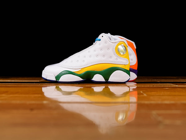 Kid's Air Jordan 13 Retro KSA PS [CV0808-158]