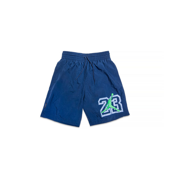 Air Jordan Mens Legacy AJ13 Poolside Shorts