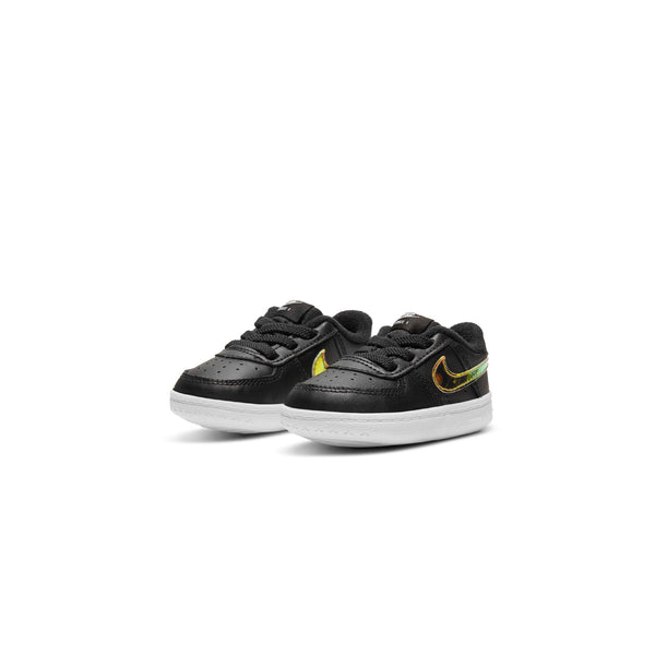 Nike Infants Force 1 Crib 'Black' Shoes