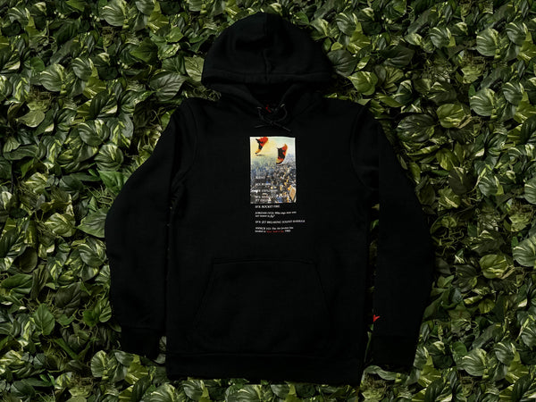 Men's Air Jordan NYC Landing Hoodie [CZ5936-010]